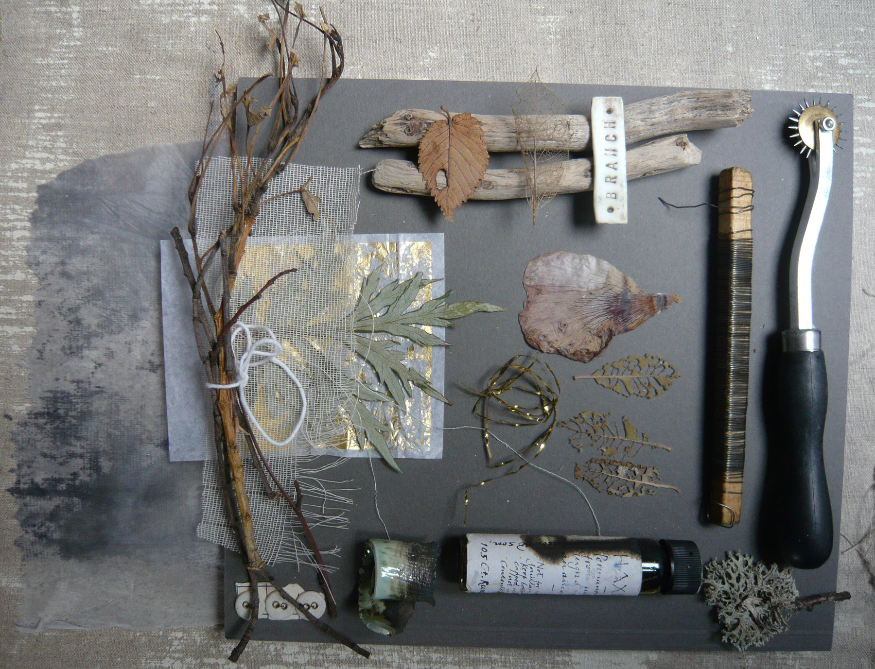 Poems & Plants Materials
